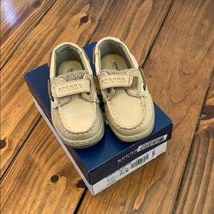 Sperry Velcro shoes size 7.5